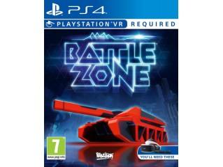 Ps4 Vr Battlezone - Vr Oyunudur !!!