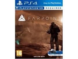 PS4 VR OYUN FARPOINT