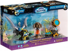 SKYLANDERS IMAGINATORS ADVENTURE PACK AIR STRIKE EARTH OBSERVATORY