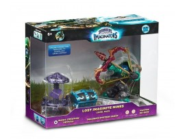 SKYLANDERS IMAGINATORS ADVENTURE PACK LOST IMAGINITE MINES LEVEL PACK
