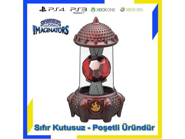 SKYLANDERS IMAGINATORS FIRE CREATION CRYSTAL SIFIR (POSETLI URUN)