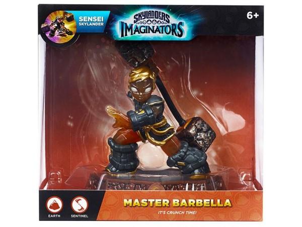 Skylanders Imaginators Sensei Master Barbella Figürü
