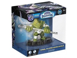 SKYLANDERS IMAGINATORS SENSEI STEEL PLATED HOOD SICKLE FIGUR