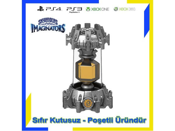 SKYLANDERS IMAGINATORS TECH CREATION CRYSTAL SIFIR (POSETLI URUN)