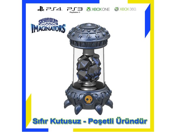 SKYLANDERS IMAGINATORS UNDEAD CREATION CRYSTAL SIFIR (POSETLI URUN)
