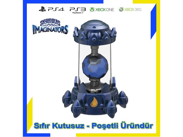SKYLANDERS IMAGINATORS WATER CREATION CRYSTAL SIFIR (POSETLI URUN)
