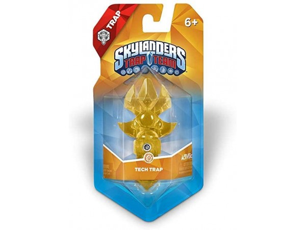 SKYLANDERS TRAP TEAM TUZAK TECH TRAP