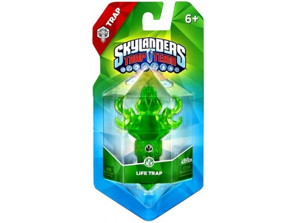 SKYLANDERS TRAP TEAM TUZAK TORCH LIFE TRAP