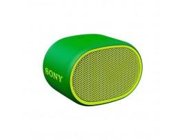 SONY SRS-XB01 WIRELESS SPEAKER YESIL