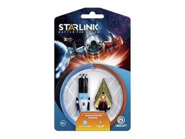 STARLINK WEAPON PACK HAIL STORM + METEOR MK2