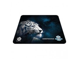 STEELSERIES QCK+XLARGE 4MM DARK PASSAGE MOUSE PAD