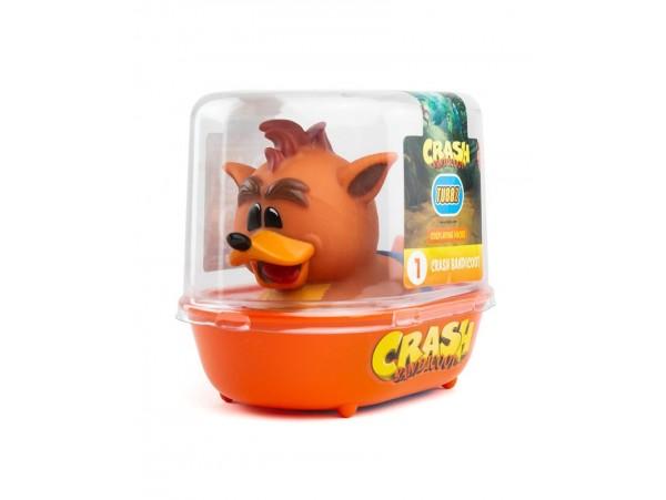 Tubbz Crash Bandicoot Collectible Cosplaying Duck