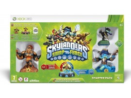 XBOX 360 SKYLANDERS SWAP FORCE STARTER PACK
