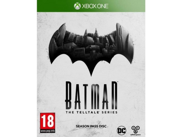 XBOX ONE BATMAN THE TELLTALE SERIES