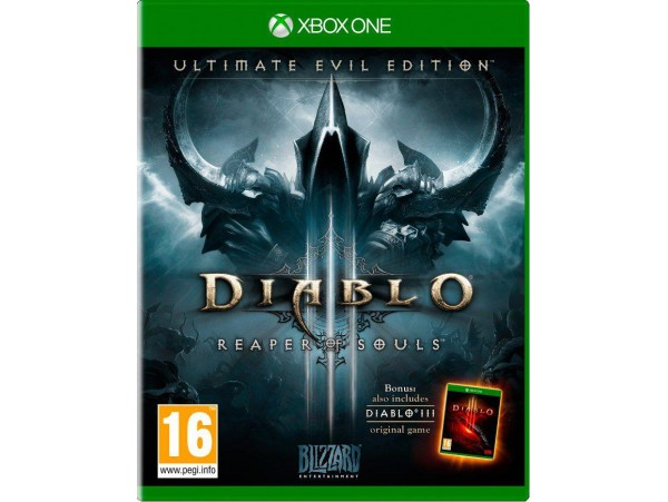 XBOX ONE DIABLO 3 ULTIMATE EVIL EDITION