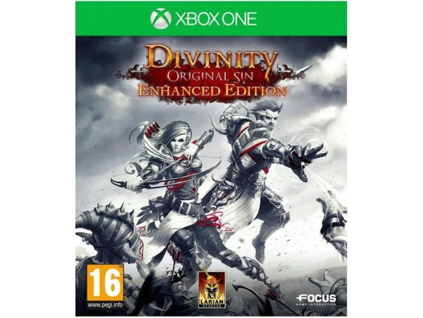 XBOX ONE DIVINITY ORIGINAL SIN ENHANCED EDITION