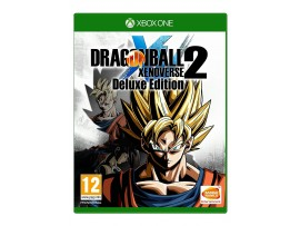 XBOX ONE DRAGON BALL XENOVERSE 2 DELUXE EDITION