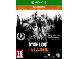 XBOX ONE DYING LIGHT THE FOLLOWING ENHANCED EDITION