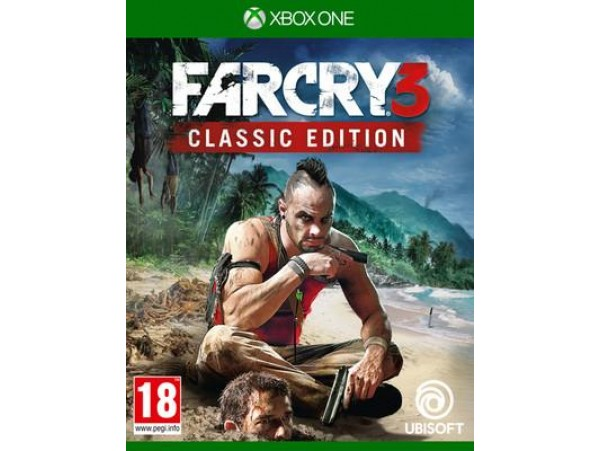 XBOX ONE FAR CRY 3 CLASSIC EDITION