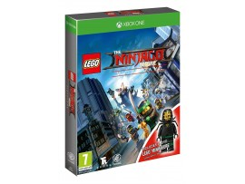XBOX ONE LEGO THE NINJAGO MOVIE VIDEO GAME TOY EDITION
