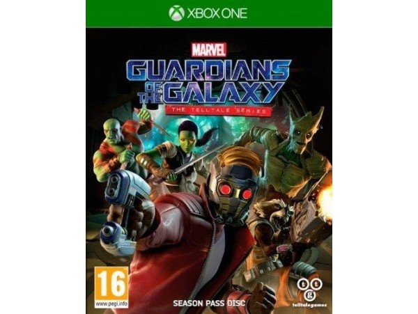 XBOX ONE MARVEL GUARDIANS OF THE GALAXY