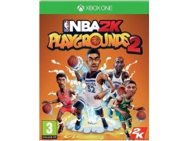 XBOX ONE NBA2K PLAYGROUNDS 2