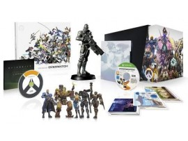 XBOX ONE OVERWATCH COLLECTORS EDITION