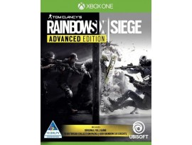 XBOX ONE RAINBOW SIX SIEGE ADVANCED EDITION