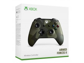 XBOX ONE S WIRELESS CONTROLLER ARMED FORCES 2 II KOL