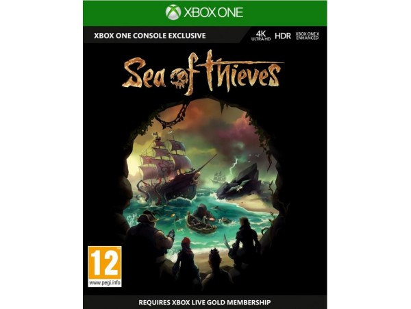 XBOX ONE SEA OF THIEVES