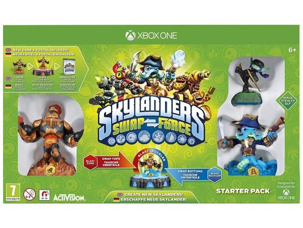 XBOX ONE SKYLANDERS SWAP FORCE STARTER PACK
