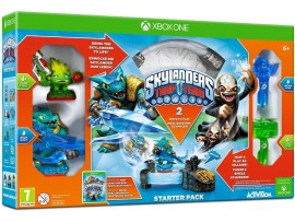 XBOX ONE SKYLANDERS TRAP TEAM STARTER PACK