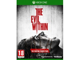 XBOX ONE THE EVIL WITHIN THE FIGHTING CHANGE PACK